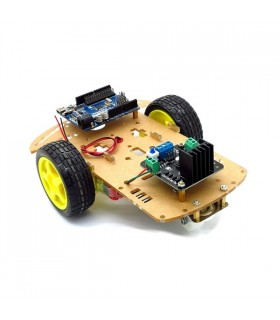 MX131126051 - Starter Robot Car Kit - MX131126051