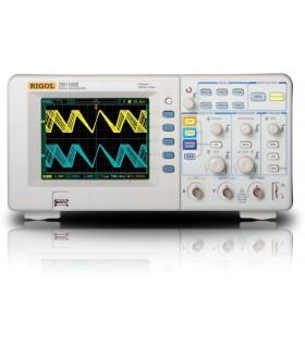 DS1102E - Osciloscópio Digital, 100MHz - DS1102E
