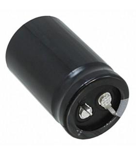 Condensador Electrolitico 10000uF, 80V, 105ºC, Ø35x50mm - 351000080