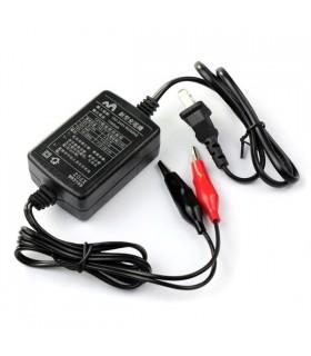 Carregador Baterias Gel Chumbo 6-12v 1500mAh - MW126C15