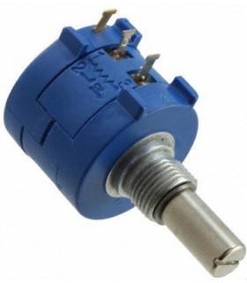 Potenciometro Multivolta 10Voltas 500 OHM - 1622500