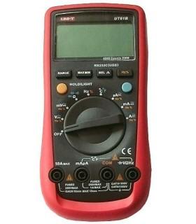 UT61B - Multimetro Digital com Escala Automática - UT61B