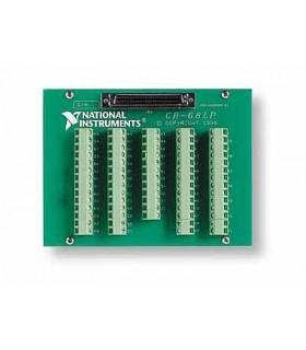 NI CB-68LP - Unshielded 68-Pin I/O Connector Block - 777145-01
