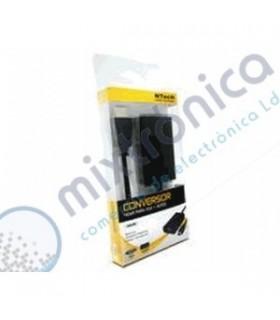 Conversor HDMI-VGA+Audio -HDCP - res. 1920x1200 - GR7020