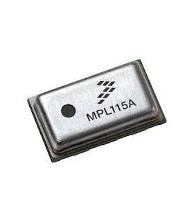 MPL115A2 - Pressure Sensor, Absolute, 50 kPa, 115 kPa, LGAC - MPL115A2