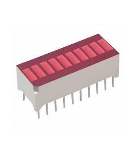 LTA-1000HR - LED Bars and Arrays 10 BAR Red - LTA-1000HR