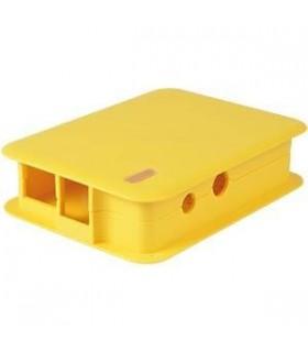 TEK-BERRY.37 - Caixa Amarela para Raspberry Modelo B - TEKO - TEK-BERRY.37