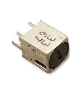 Transformer, Matching, 40KHz, 6mH, 90 Unloaded Q, 1:10 - K4000005