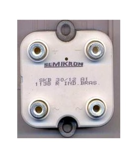 SKD30/16A1 - Ponte trifasica 30A 1600V - SKD30/16A1