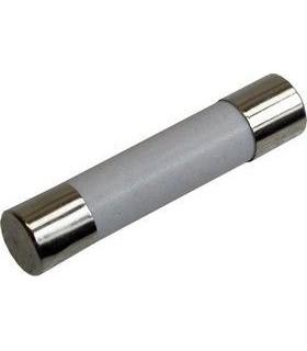 Fusível Cerâmico 6X32 10A Fusão Lenta - 622100GLC