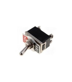 Interruptor Alavanca 2 Posiçoes 2 Circuitos 15Amp - TS42A