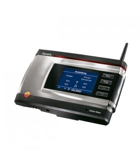 Base Testo Saveris, RF 868 MHz, módulo GSM integrado - STATUSBASE