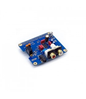 IM160303001 - PiFi DAC: I2S Interface HIFI DAC+ Sound Card - MX160303001