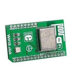 MIKROE-1769 - ADD-ON BOARD, ESP8266 WIFI3 CLICK - MIKROE1769