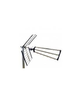 Antena UhHF Angular 21/69, 43 EI com LTE - AT0050 - ANTUHFA
