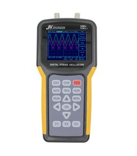 JDS2022A - Osciloscopio Portatil 2 Canais 20Mhz - JDS2022A