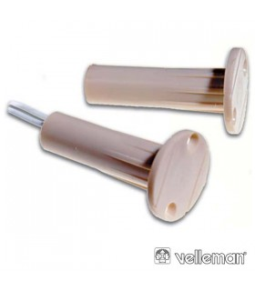Interruptor Magnetico Redondo N/Fechado - IMR