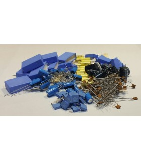 Kit de 160 Condensadores Diversos - KIT5