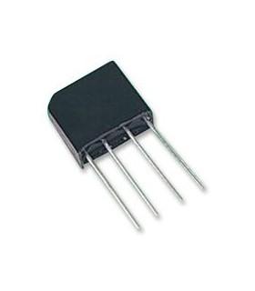 B250C1500A - Ponte Rectificadora 1.5A, 600V, retangular e em - 16181.5A600R