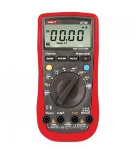 Multimetro Digital Com Escala Automatica para uso Automovel - UT109