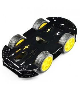 Plataforma Smart Car 4WD - SMARTCAR4WD