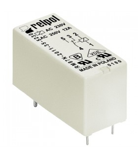 RM87N-2011-35-5230 - Rele SPDT 230V 12A - RM87N230