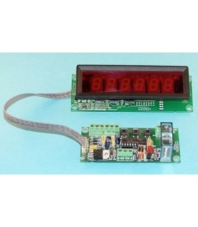CD-6 - 6-Digit Up/Down Counter Module - CD-6
