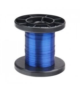 DNLD15-2 - Arame Esmaltado de Cobre 0,15mm Azul - DNLD15-2