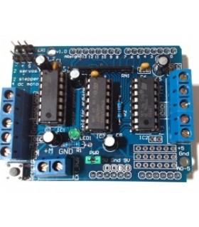 MXA020306 - L293D Arduino Shield Driver - MXA020306