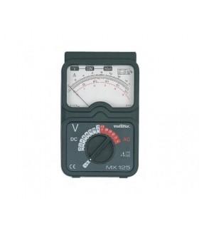 Multimetro Analogico Metrix MX125 - MX125