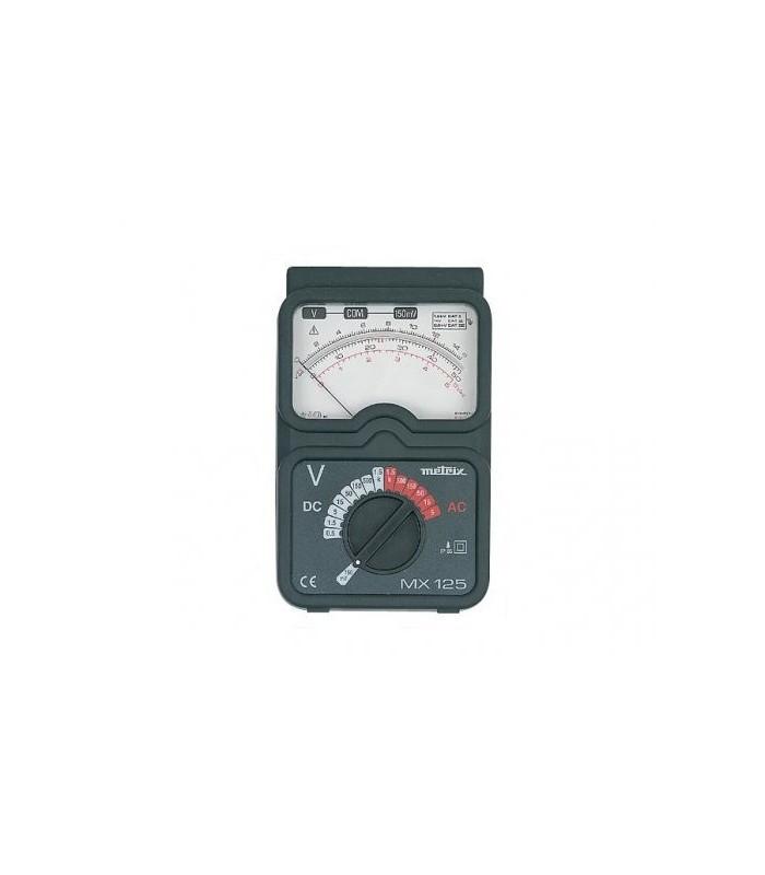 MX125 - Multimetro Analogico Metrix MX125