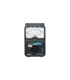 MX406B - Medidor de Isolamento Analogico Metrix