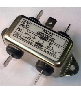C-8202 - Filtro RFI 230Vac 6A - C-8202