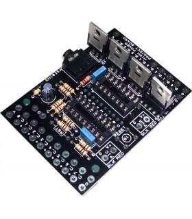 EDU-CHI035 - Protoboard Picaxe 4 Buffers - EDU-CHI035