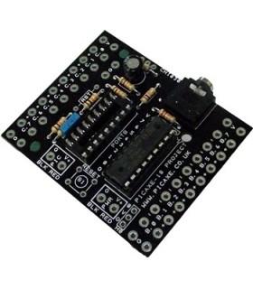 EDU-CHI030 - Protoboard Picaxe 18P - EDU-CHI030