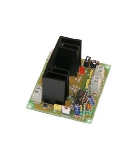 R-23 - Regulador de Luz e Velocidade 8-30V 8A - R-23