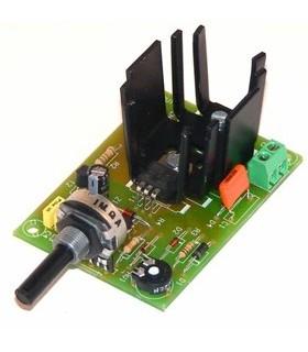 R-3 - Regulador Velocidade 6-16Vdc 3A - R-3