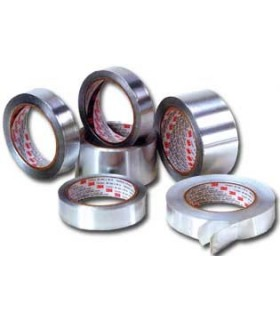FALUM10X50 - Fita de Aluminio 10mm 50Mts - FALUM10X50