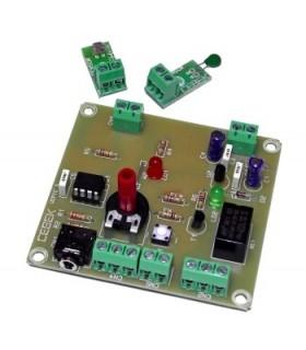UCPIC-3 - Modulo Picaxe Termostato e LDR - UCPIC-3