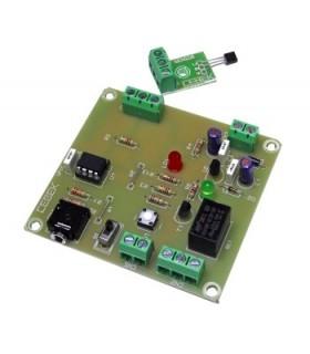 UCPIC-2 - Modulo PIcaxe Termostato - UCPIC-2
