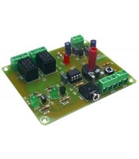 UCPIC-5 - Modulo Picaxe Com 2 Saidas de Relés - UCPIC-5