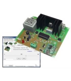 USB.R-45 - Regulador Para Motores AC Por Usb - USB.R-45