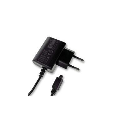 Alimentador 5V 1A Com Ficha Micro Usb - ANSATCMIC
