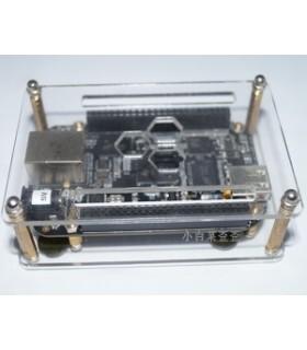 Caixa Protetora Beaglebone e Arduino Uno - BEAGLEBONESHELL
