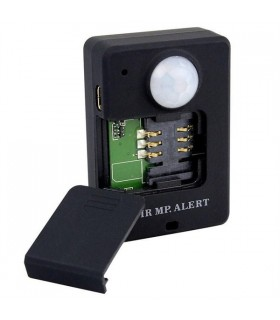 Detector de Passagem Com Comunicador GSM - MXALERTA9