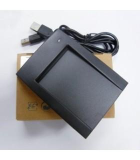 Leitor Cartoes Rfid 125khz EM4100 Ligaçao Usb - MXY040104