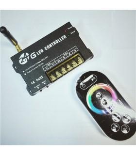 ControladorRGB Touch DC12/24V-4A - LL323