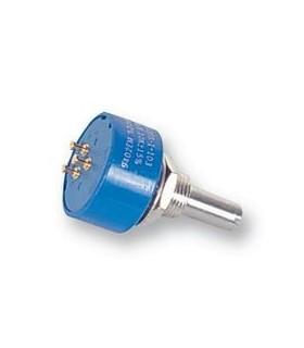 Potenciometro Bourns 6639S-1-103 10kR 1W 6.35mm - 6639S1103