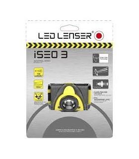 Lanterna Cabeça Ledlenser ISEO5R 180Lm Recarregavel - ISEO5R