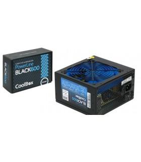 Fonte de alimentação ATX Coolbox 600W - ATXCB0600
